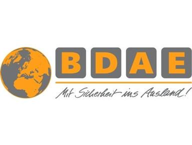 BDAE - Assurance maladie