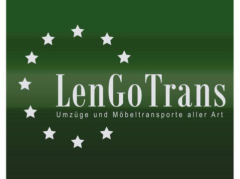 LenGoTrans | Umzüge und Möbeltransporte aller Art - Umzug & Transport