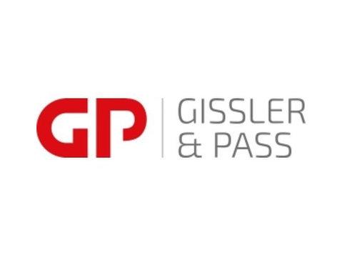 Gissler & Pass Gmbh - Beratung