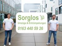 Sorglos Umzüge & Entrümpelungen (1) - Removals & Transport