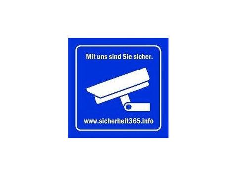 Sicherheit365 - Sicherheitsdienste