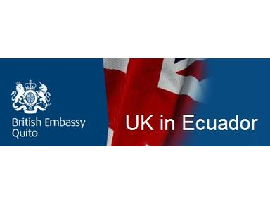 British Embassy in Quito, Ecuador - Embassies & Consulates
