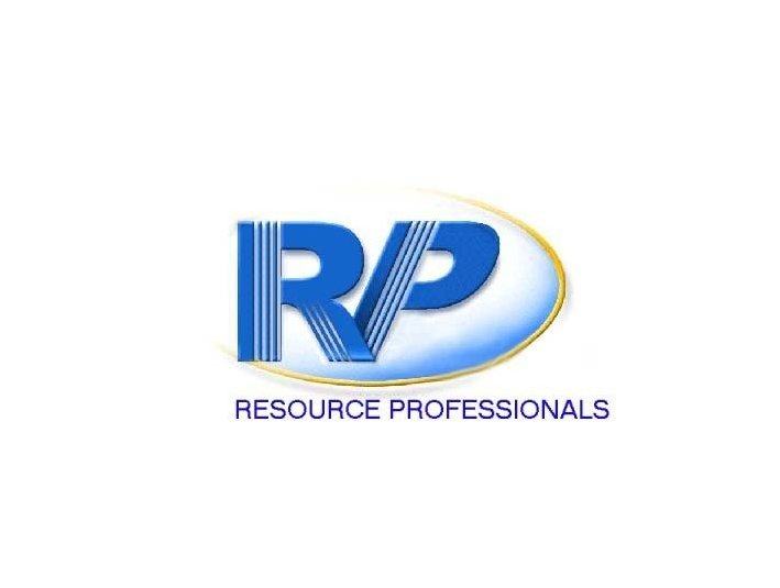 Resource Professionals - Recruitment agencies