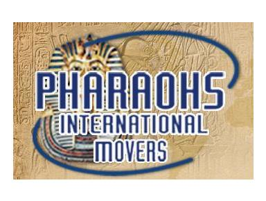 Pharaohs International Movers - Removals & Transport