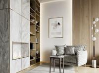 Egyptian Marble Granite (2) - Home & Garden Services