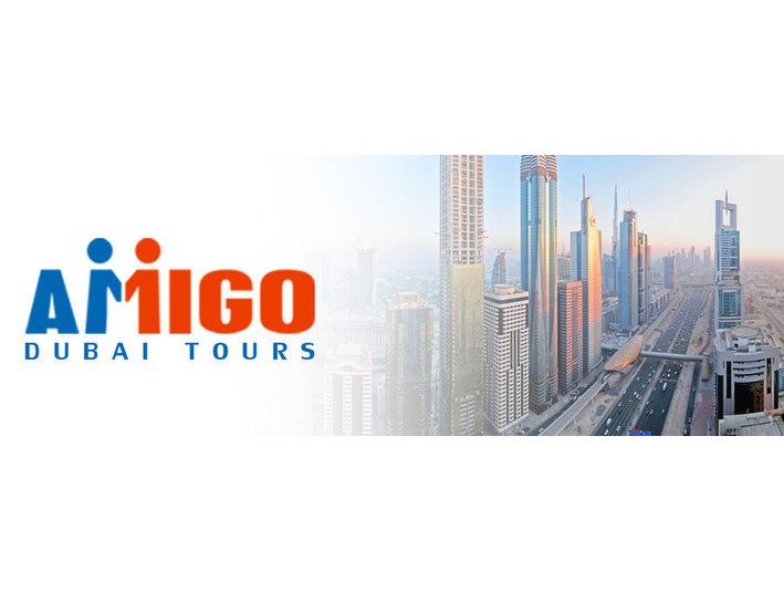 Amigo Dubai Tours - Tours