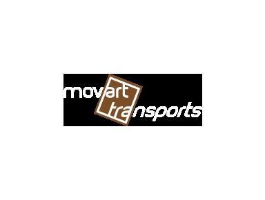 Movart Transports - Déménagement & Transport