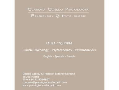 Psychology Claudio Coello - Psychologists & Psychotherapy