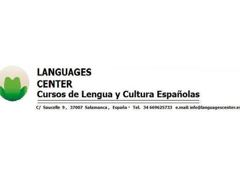 Languages Center - Cursos online