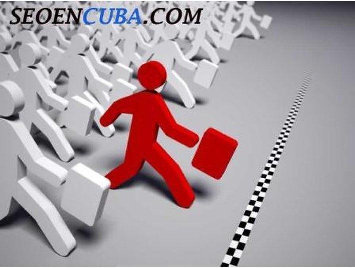 Seo en Cuba - Diseño Web