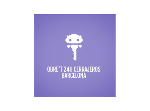 Obre't 24h Cerrajeros Barcelona - Hogar & Jardinería