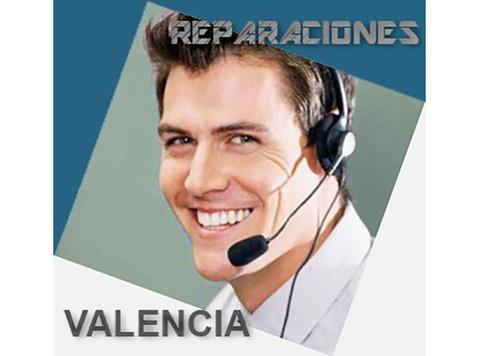 Reparaciones Valencia - Electrónica y Electrodomésticos