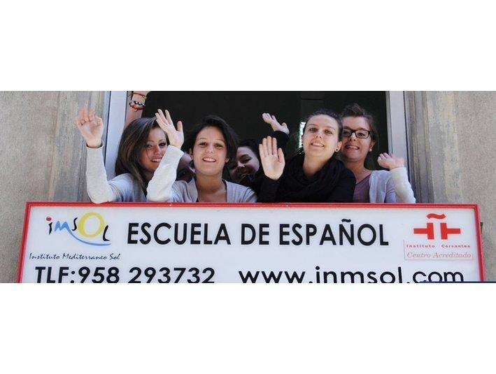 Inmsol - Escuelas de idiomas