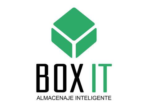 Boxit - Servicios de mudanza