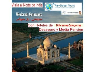 Pie Global Tours - Agencias de viajes