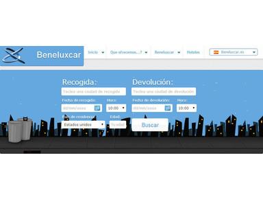 Beneluxcar - Alquiler de Coches y Furgonetas de Carga - Alquiler de coches