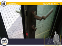Cerrajeros urgentes BCN centro (3) - Servicios de seguridad