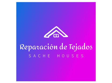 Reparación de tejados en Madrid Sache Houses - Techadores