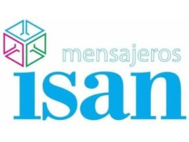 Isan mensajeros - Embajadas y Consulados