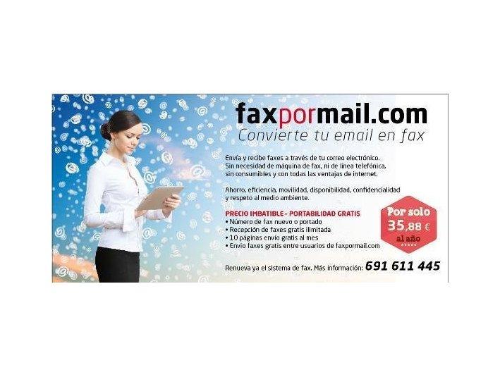 Faxpormail.com - TV, Radio, Revistas & Periódicos