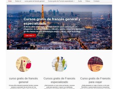 Expressfrancais - curso francés gratis y francés profesional - Cursos online