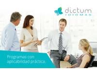 Dictum Idiomas (7) - Escuelas de idiomas