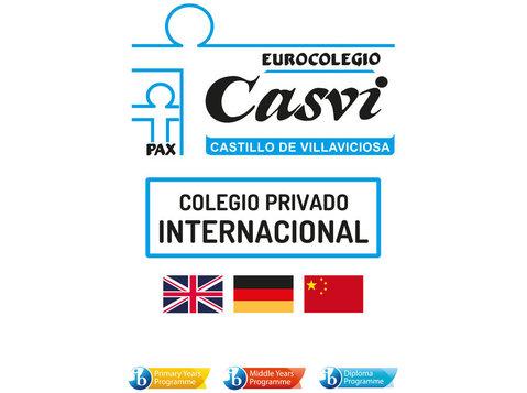 Colegio Privado Internacional Eurocolegio Casvi - Mezinárodní školy