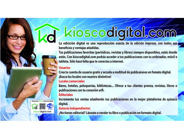Asgestor Asesoría S.l. - TV, Radio, Revistas & Periódicos