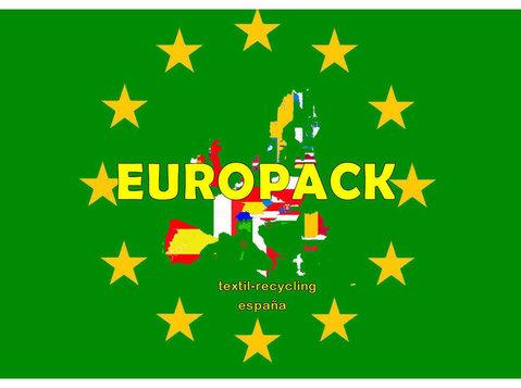 EUROPACK empresa ropa usada - Networking & Negocios
