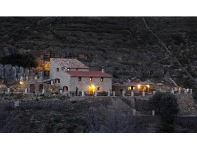 """""""La Covarxella"""" - Casa Rural con Encanto en Castellón - Alquiler Vacacional"""