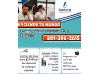 Fontera Telecommunications (1) - TV vía satélite, por cable e internet