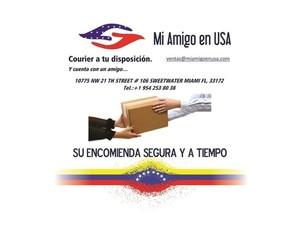 MI AMIGO EN USA - Importación & Exportación