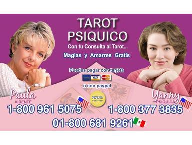 TAROT PSIQUICO - Iglesias, Religión y Espiritualidad