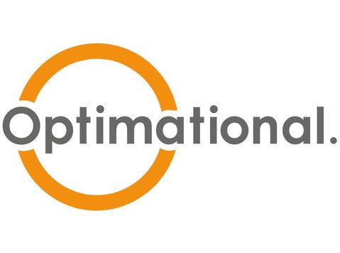 Optimational - مارکٹنگ اور پی آر