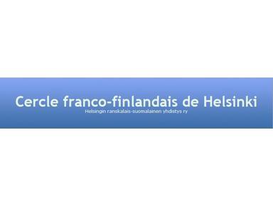Cercle franco-finlandais de Helsinki - Expat-klubit ja -yhdistykset