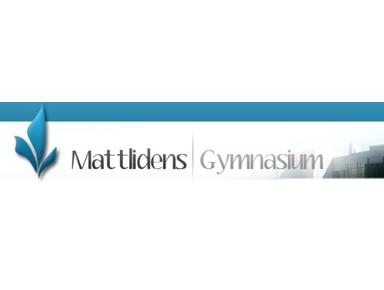 Mattlidens Gymnasium - International schools