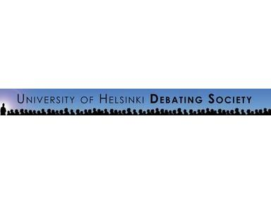 University of Helsinki Debating Society (UHDS) - International schools