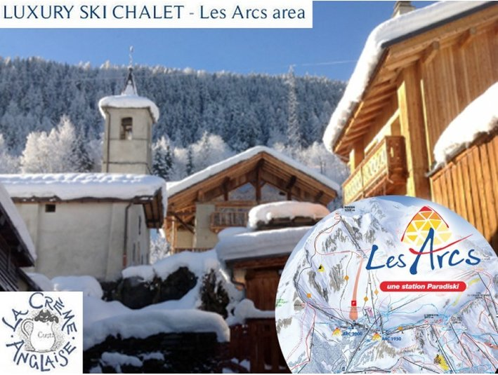 Chalet Les Arcs France - Holiday Rentals