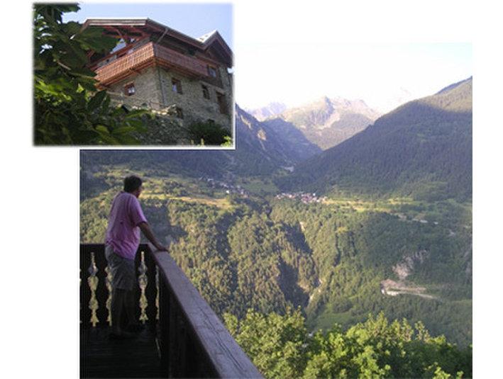 Villa Les Arcs France - Holiday Rentals