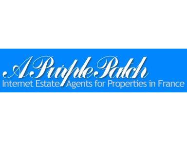 A Purple Patch - Estate portals