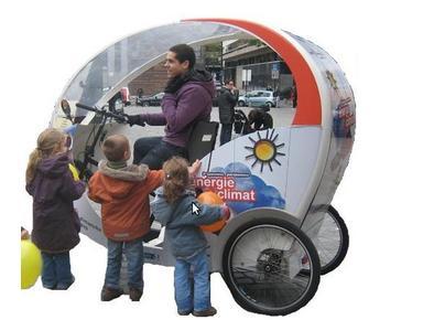 Cyclobulle. - Taxi Companies