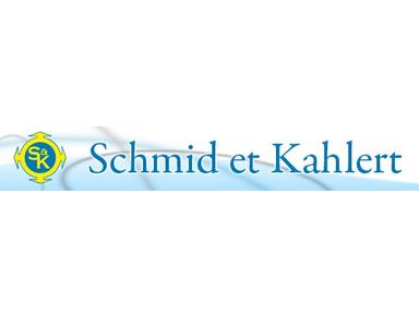 Déménagements Schmid & Kahlert France - Removals & Transport