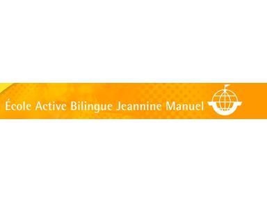 Ecole Active Bilingue Jeannine Manuel - Ecole Internationale - International schools