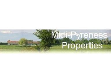 Midi-Pyrenees Properties - Estate Agents