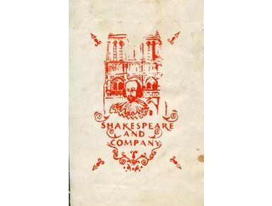 Shakespeare & Company - Books, Bookshops & Stationers