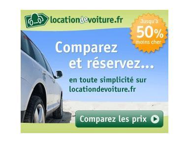 Locationdevoiture.fr - Location de voiture