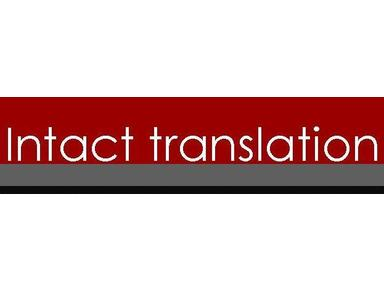 Intact translation - Translators
