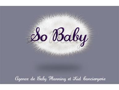 So Baby - Agence de Baby Planning et Kid Conciergerie - Enfants et familles