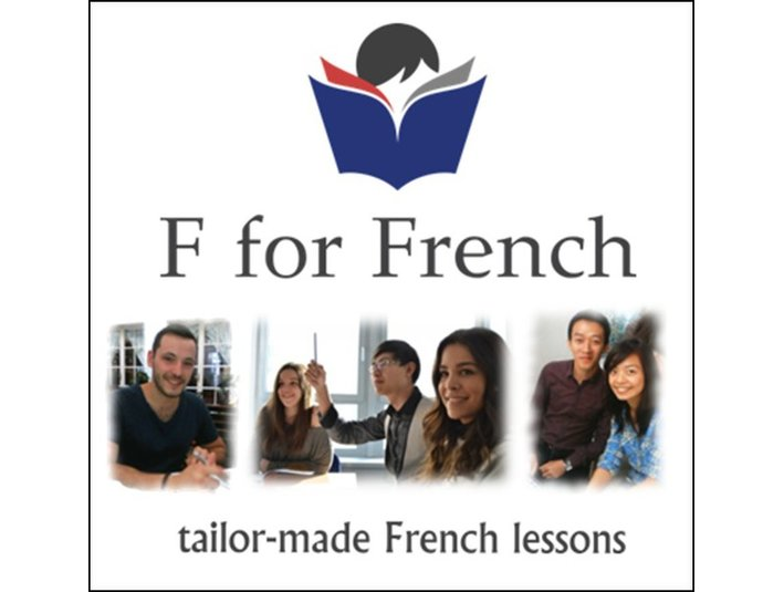 F for French - Language schools