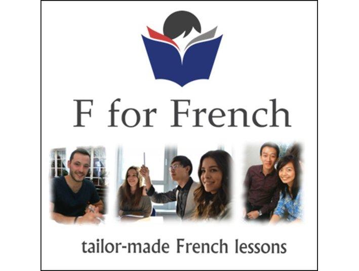 F for French - Szkoły językowe